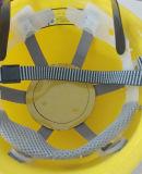 4つのカラー産業建設作業員のヘルメットの溶接のヘルメットの安全ヘルメット3m