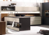 MDF Lacquer Kitchen Cabinet Kitchen Furniture