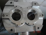 Carcaça de aço da caixa de engrenagens da liga com fazer à máquina do CNC