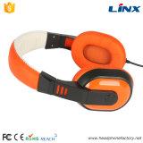 Preiswertester bunter Kopfhörer-Superbaß-Stereokopfhörer für förderndes