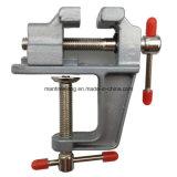 Миниые тиски алюминиевого сплава инструмента тисков DIY малые