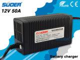 Suoer inteligente coche eléctrico cargador de batería de 12V 50A Cargador Universal Rápido Batería (MB-1250A)