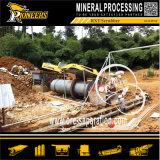 機械装置の回復金山の洗浄プラント工場を処理する卸し売り鉱山