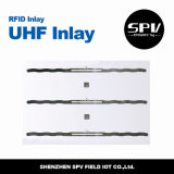 DER RFID ISO-18000-6c Papier-Kennsatz UHFausländischer Bibliotheks-H3