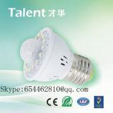 2W 3000k/6000k E27 Holder Motion LED Sensor Light/Bulb/Lamp