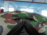 De Vissersboot van Samll in China wordt gemaakt dat