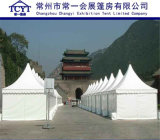 PVC Coated Leisure Pagoda Tent 5X5m для свадебного банкета Events Outdoor