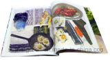 요리책 인쇄를 인쇄하는 새로운 디자인 두꺼운 표지의 책