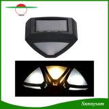자동적인 센서는 방수 옥외 램프 태양 정원 잘 고정된 빛을 활성화한다