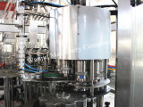 Cadena de producción del zumo de fruta de la botella del animal doméstico/línea de relleno