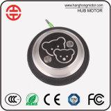 4.5inch熱い販売の点滅の振動車DCのハブモーター