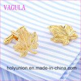 Conexiones de pun¢o de cobre amarillo vendedoras calientes de Gemelos de la hoja de la calidad de VAGULA  (318)
