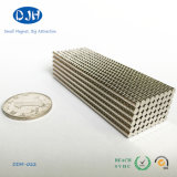 Permanent Neodymium Cylinder Magnet with ISO/Ts 16949 Certification Test