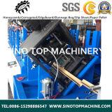 Qualitäts-Papierwinkel-Vorstand, der Maschine herstellt