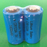 Batteria di litio di Cr123A 3V 1500mAh