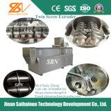 Polvo alimenticio que procesa la planta de la maquinaria (
