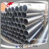Хорошая ценовая структура и используемая водой труба горячекатаного углерода черноты ERW круглая стальная