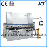 We67k-63X2500 CNC van de Reeks de elektrisch-Hydraulische Machine van de Rem van de Pers van de Synchronisatie
