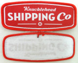 Distintivo tessuto macchina dei vestiti (CM-2305)