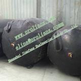 Mandrin gonflable en caoutchouc pour le pont vers le Kenya