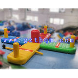 팽창식 Toy 또는 Interactive Inflatable Shoot Arena Sports Game