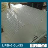 3.2mm 4.0mm niedriges Eisen ausgeglichenes Gleitbetriebs-Solarglas mit Bescheinigungen