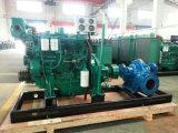 Bomba Diesel centrífuga da irrigação do grande diâmetro da pressão da agricultura