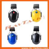 Шум Earmuff сверхмощного шлемофона двойной отменяя с кабелем Qdc