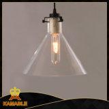 Самомоднейший крытый вися стеклянный привесной светильник (KASG43)