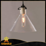 Moderne hängende hängende Innenglaslampe (KASG43)