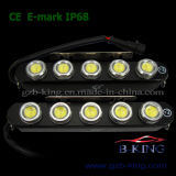 IP68 hohe Leistung 10*1W LED Daytime Running Light (BK-DRL01)