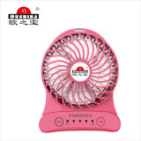 Bewegliches Mini Fan mit Strong Wind, Lithium Battery Small Fan