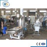 Cadena de producción de aluminio del tubo/de la tarjeta en la máquina gemela plástica Tse-95A del estirador de tornillo