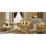 Klassisches Gewebe-Sofa für Wohnzimmer-Möbel (D929K)
