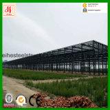 Fuente de acero de la construcción del fabricante del diseño de la estructura de acero de la fábrica de China