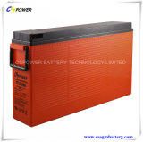 CE Approved Front Terminal Battery Accumulators Telecom Battery 12V120ah