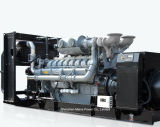 1650kVA 1320kw Reserveleistungs-BRITISCHER Motor-Diesel-Generator