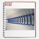 Двойное Book Binding Metal Spiral Wire для Notebook