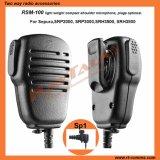 Двухсторонний Radio микрофон диктора плеча Srp2000/Srp3500/Srp3000/STP8000/STP9000