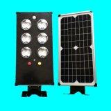 15W tutto in un indicatore luminoso di via solare con il sensore di PIR