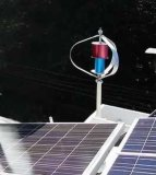 De Generator en het Zonnepaneel van de wind met Ce- Certificaat
