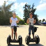 Zwei Rad-Selbst, der elektrischer Rollerelektrisches Chariot-Motorrad balanciert