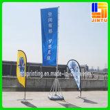Vertoning van de Banner van de Vlag van de Banner van de bevordering de Openlucht Vliegende