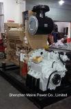 motor diesel marina de 600HP 1800rpm Cummins con la caja de engranajes anticipada