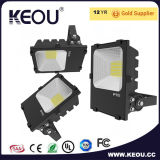 PF>0.9 Ce/RoHS LED Flut-Licht 10With20With30With50W