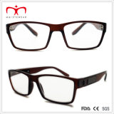 Plastic Reading Glasses der Männer mit Metal Decoration (WRP507286)