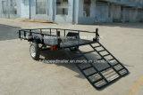 Светлый трейлер кровати ATV Flate обязанности с одиночным Axle