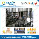 600ml Fruit Juice Hot Filling 3 in 1 Machine