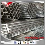 Prezzo galvanizzato tuffato caldo dei tubi d'acciaio del materiale da costruzione di Consruction