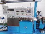 Machine Op hoge temperatuur van de Uitdrijving van de Kabel van Fluoroplastic van de hoge Precisie de Teflon